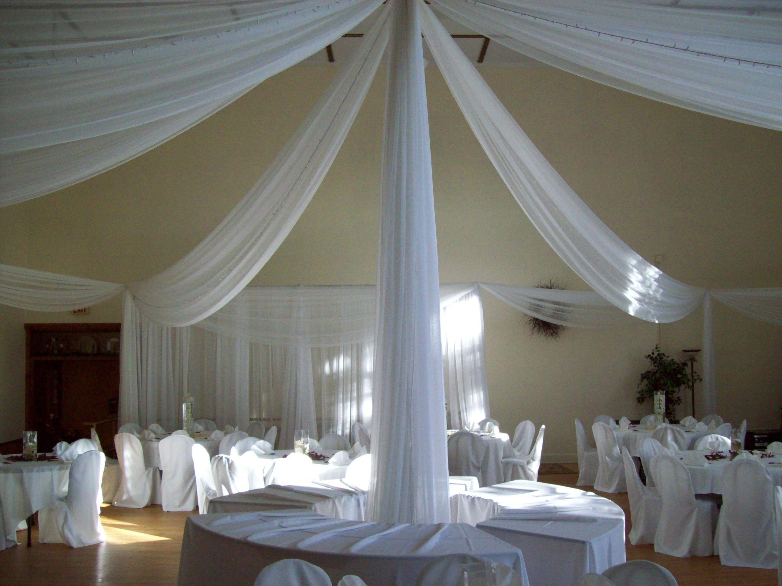 Wedding decorations for hall  wedding draping  Backdrop  Pinterest  Wedding draping Wedding