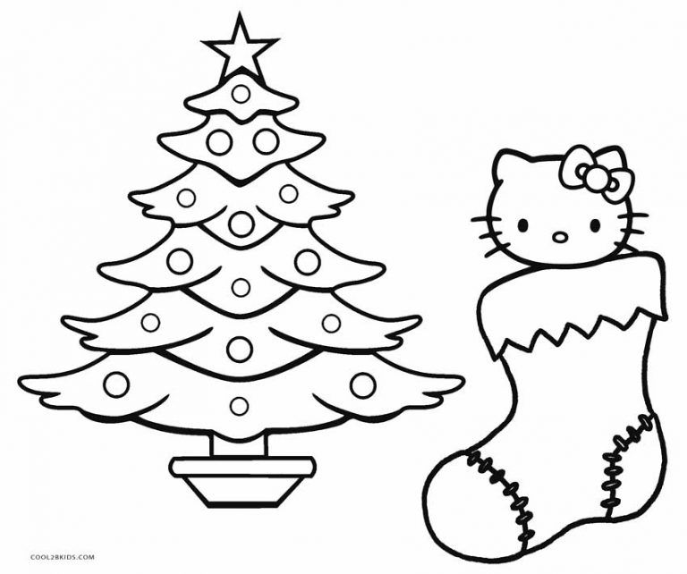 Free Printable Hello Kitty Coloring Pages For Pages Cool2bkids Hello Kitty Christmas Kitty Coloring Hello Kitty Colouring Pages