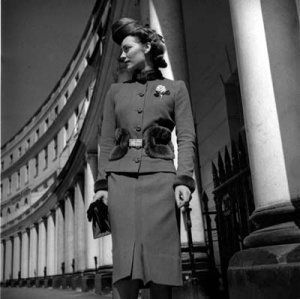 1940's Womens Fashion!