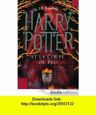 Harry Potter Et La Coupe De Feu Pdf