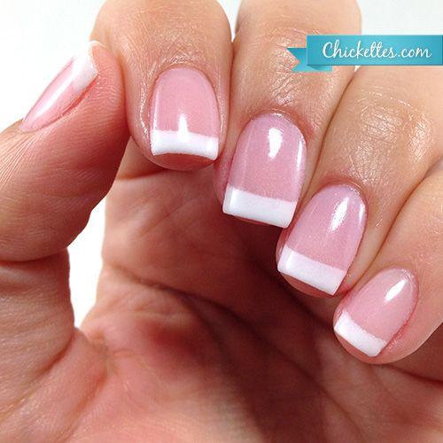 Gel Nail Polish French Manicure: Revel Nail Acrylic Dip Powder