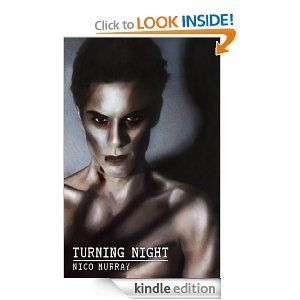 Turning Night by Nico Murray - great new vampire book from a great new author! I recommend this to all vampire fans and all readers in general ;)