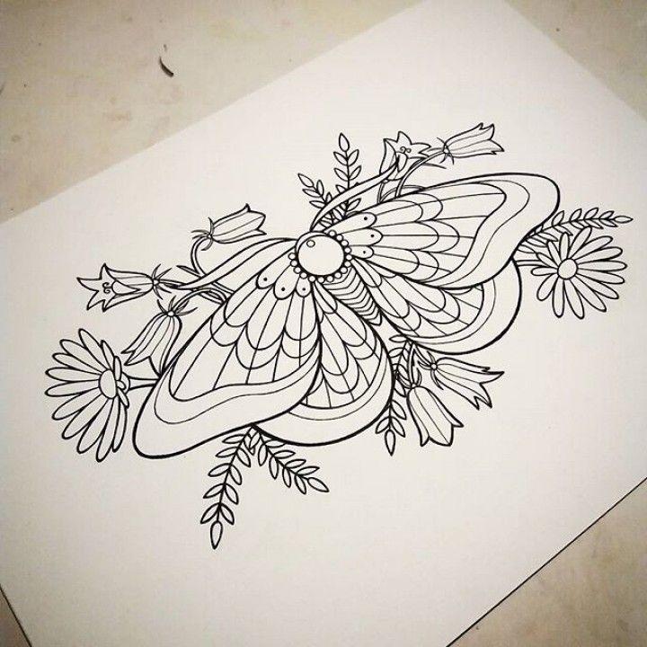 Sternum tattoo <3 More | Tattoos | Pinterest | Patrones de bordado ...