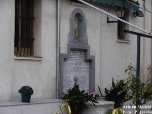 La fuente de San Isidro