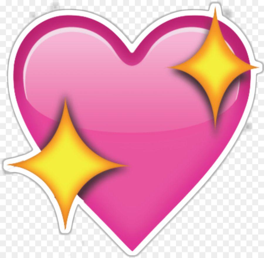 Emoji De Corazon De La Etiqueta Engomada De Clip Art Emoji Unlimited Download Kisspng Com Heart Stickers Emoji Love Heart Emoji