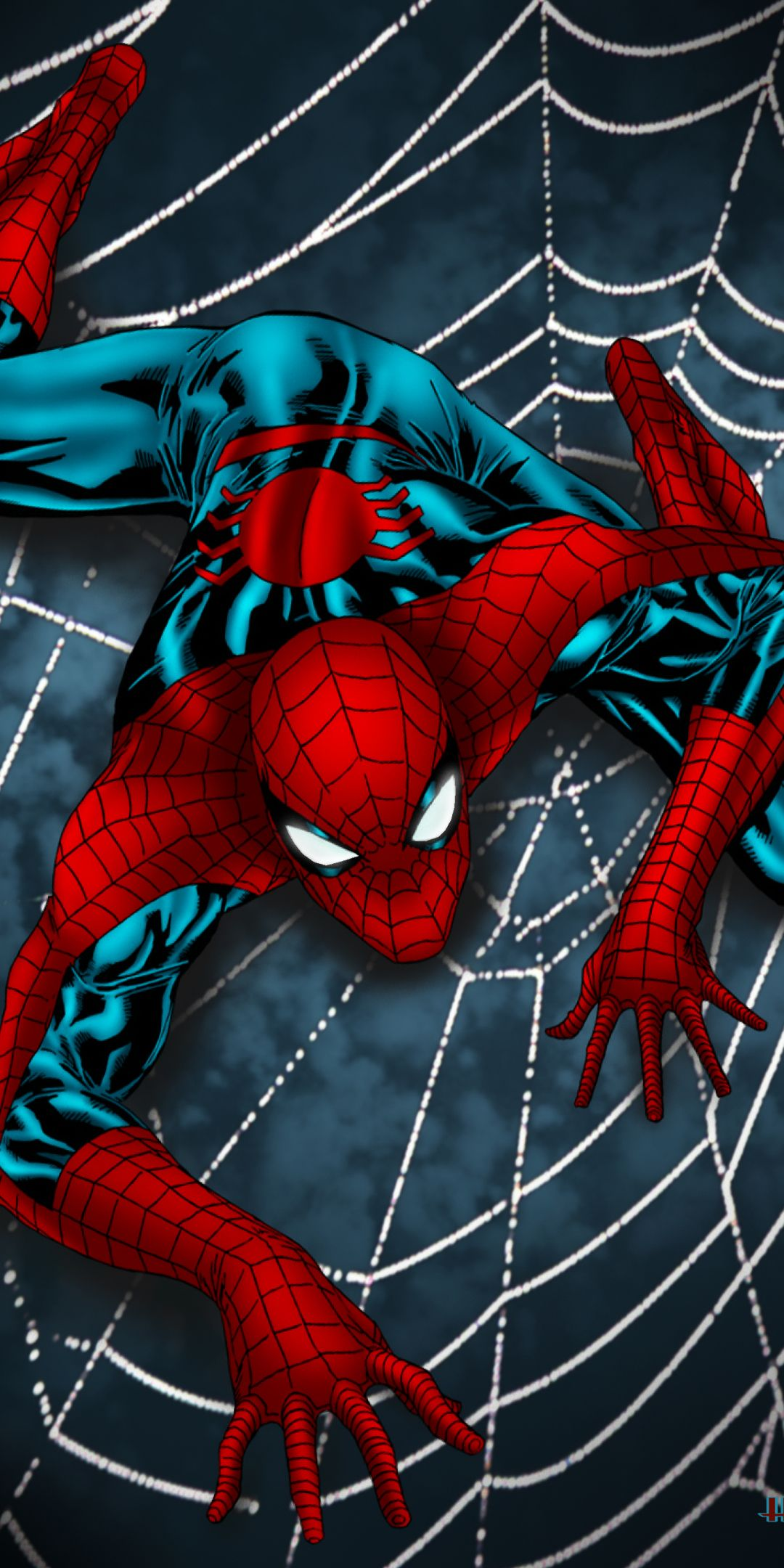 Spider Man Mobile Wallpaper In 2020 Spiderman Comic Spiderman Pictures Spiderman