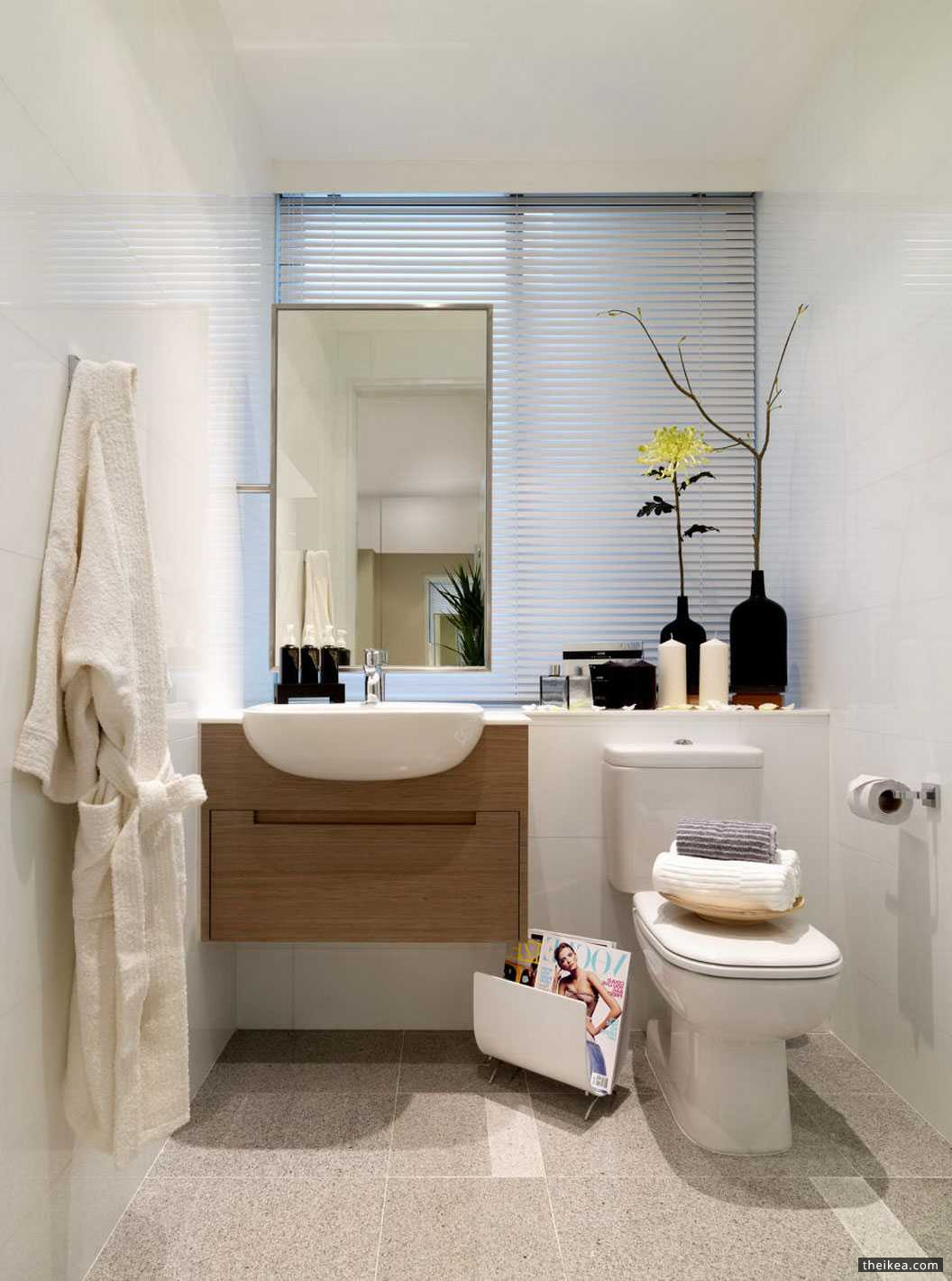 Little Luxury Bathroom Cabinets Decorations   Http://www.theikea.com/