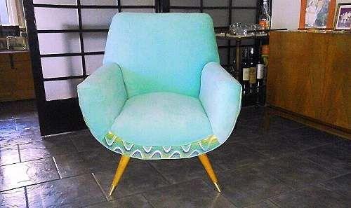 sillones retro vintage gondola de un cuerpo Chairs Pinterest