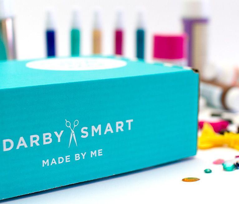 Darby Smart. A must have! Our monthly TO DIY FOR box gives ...