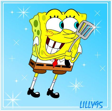 Spongebob And The Spatula Spongebob Squarepants Tv Show Spongebob Spongebob Funny