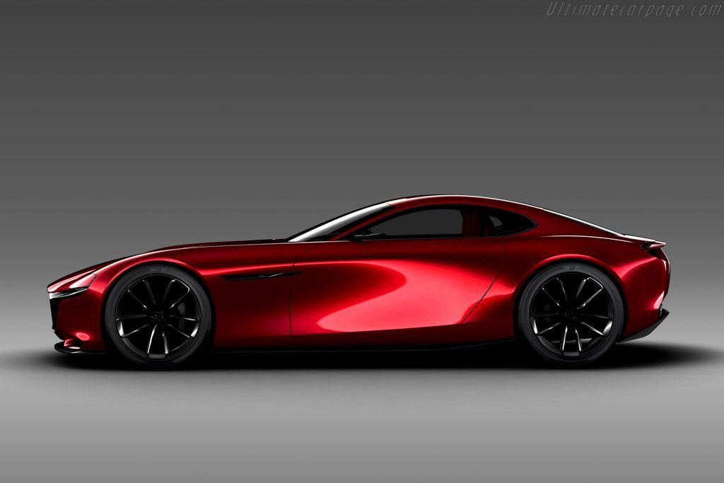 Mazda RX-Vision