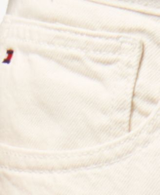 898edaaa2 Tommy Hilfiger Men's Straight-Fit Cali Patchwork Jeans - Tan/Beige 29x30