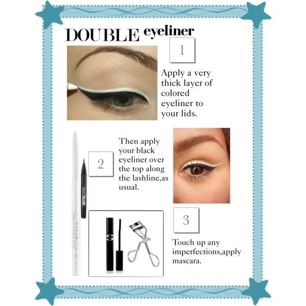 """Eyeliner"" by cly88 on Polyvore"