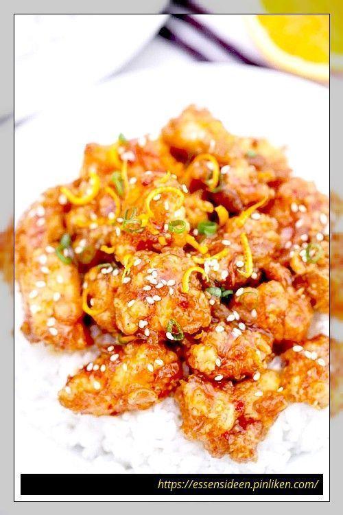 Knuspriges Orangenhähnchen [Video] #chineseorangechicken Knuspriges Orangenhähnchen [Video] Orange Chicken ist ein chinesisch inspiriertes Gericht, das aus paniertem Brathähnchen in Orangensauce hergestellt wird.Erstellen Sie mit di #chineseorangechicken Knuspriges Orangenhähnchen [Video] #chineseorangechicken Knuspriges Orangenhähnchen [Video] Orange Chicken ist ein chinesisch inspiriertes Gericht, das aus paniertem Brathähnchen in Orangensauce hergestellt wird.Erstellen Sie mit di #chine #chineseorangechicken