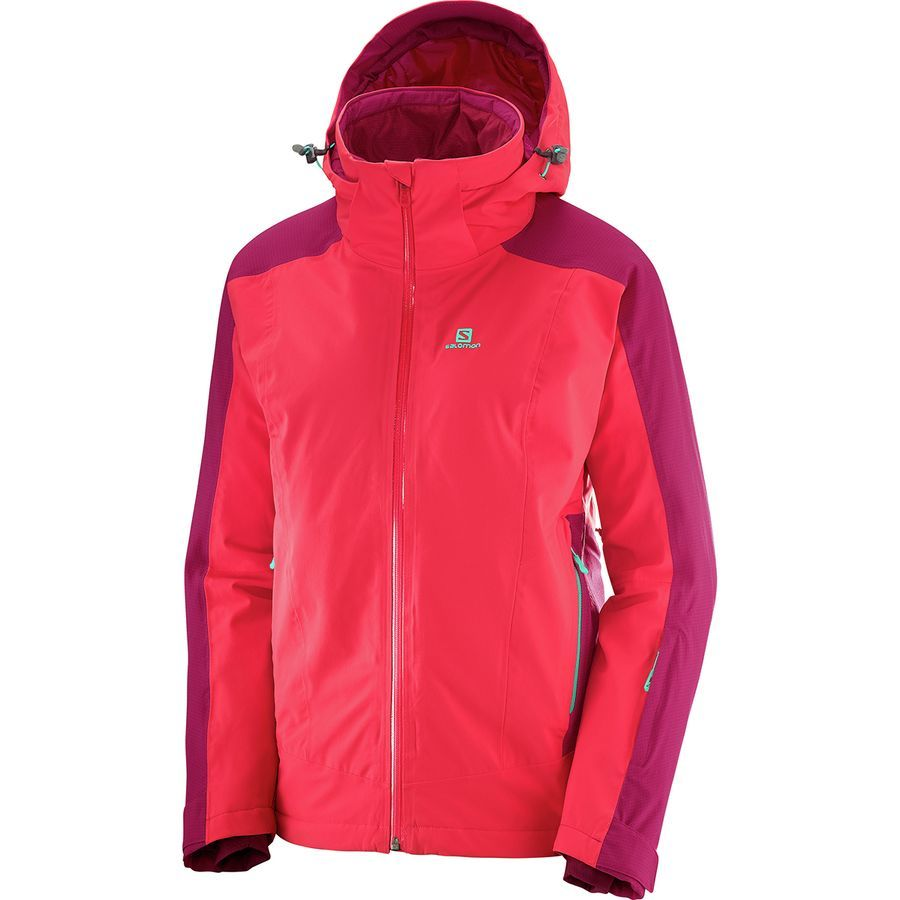 Salomon Salomon Brilliant Jacket Damen Skijacke