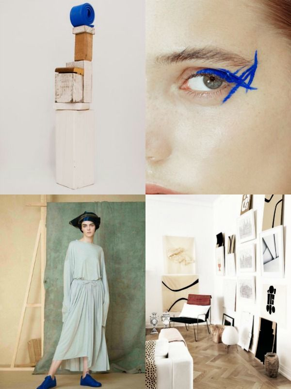 My weekend mood board No.54 - Eclectic Trends