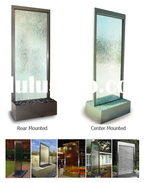 Indoor Waterfall Indoor Water Wall Fountain Floor Standing Waterfall Water Walls Water Wall Fountain Indoor Water Features