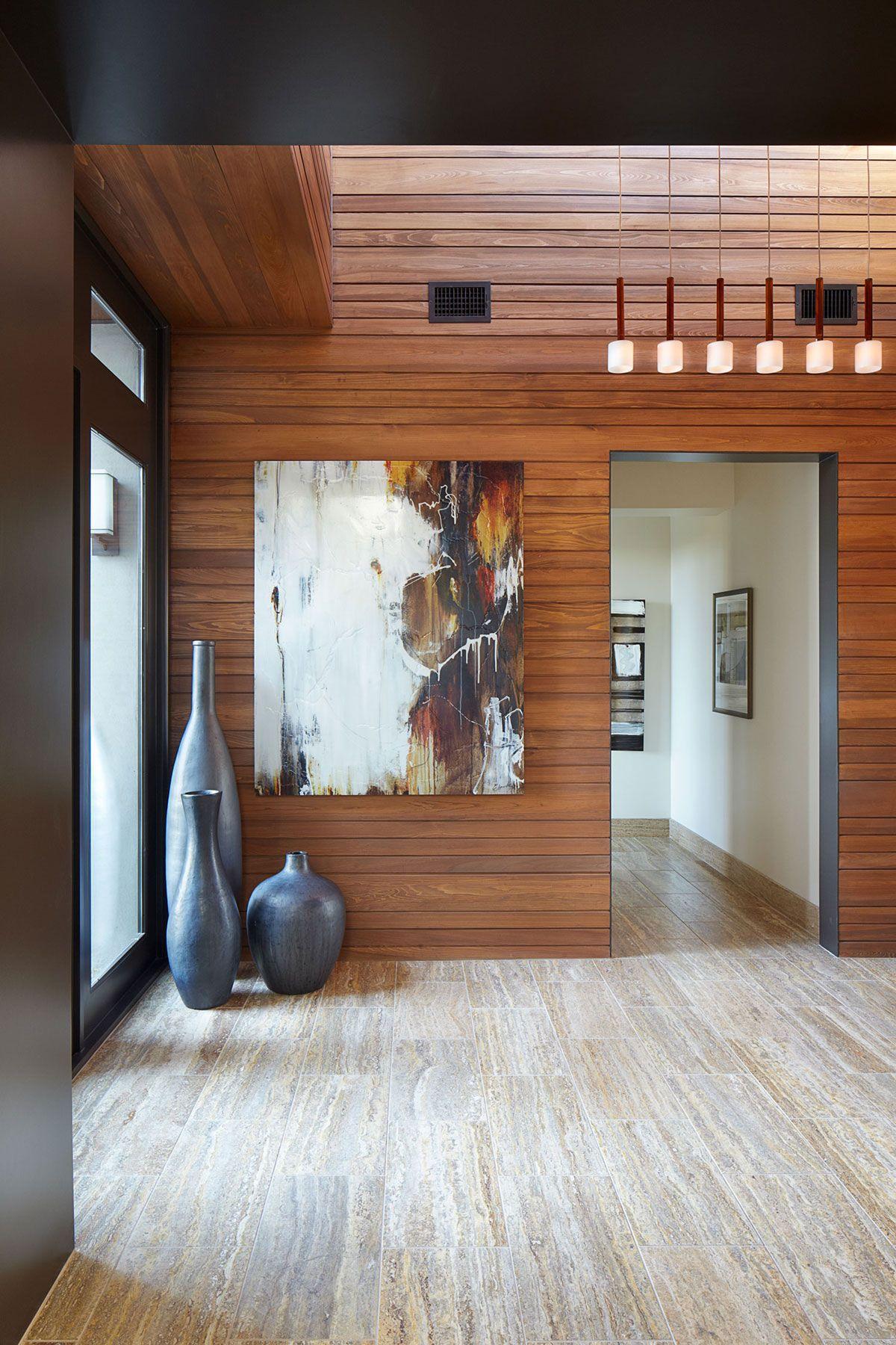 Ridgewood residence by cornerstone architects interiors art