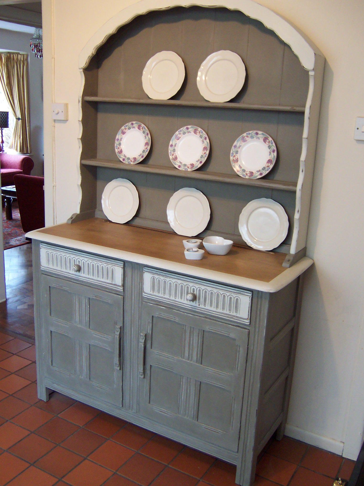 Dutch Dresser  Vintagerenovations Co Uk