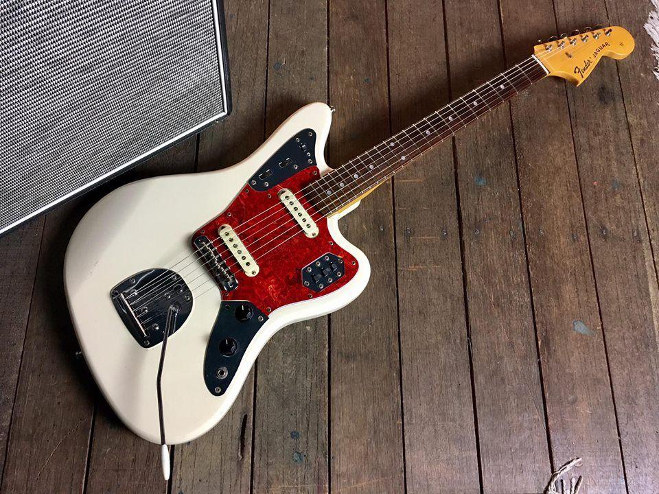 Fender Jaguar Japan 1995 Fender Jaguar Fender Guitar