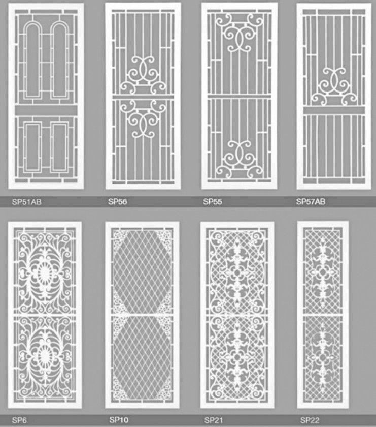 Fromthearmchair Top 100 Stainless Steel Window Grill Design Catal Home Window Grill Design Window Grill Design Window Grill