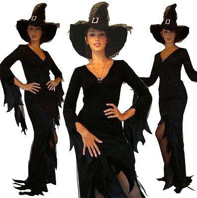 gothic hexe magierin halloween hexenkost m nimue kost m. Black Bedroom Furniture Sets. Home Design Ideas