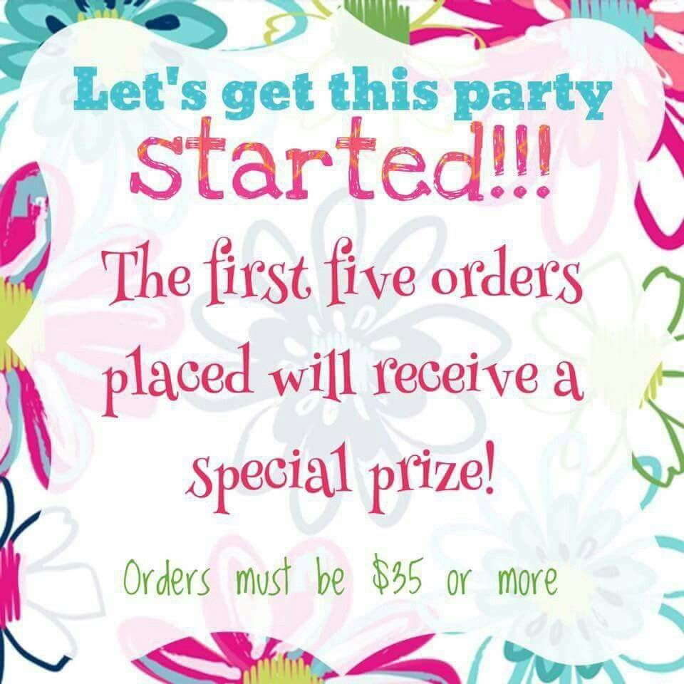 Once I See That Your Order Is Placed I Will Contact You About A Free Prize Scentsy Facebook