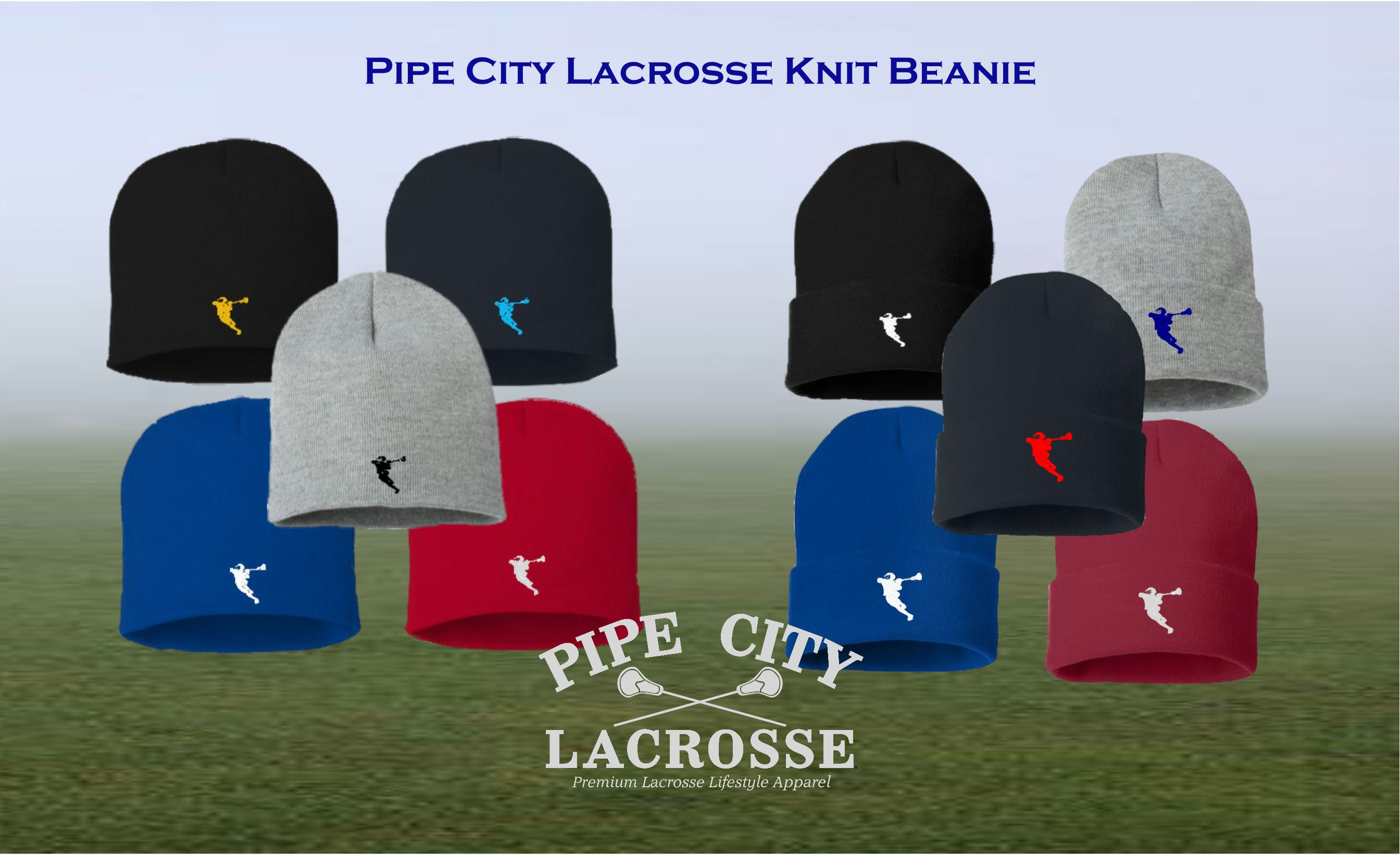 Knit Beanie Collection 2013