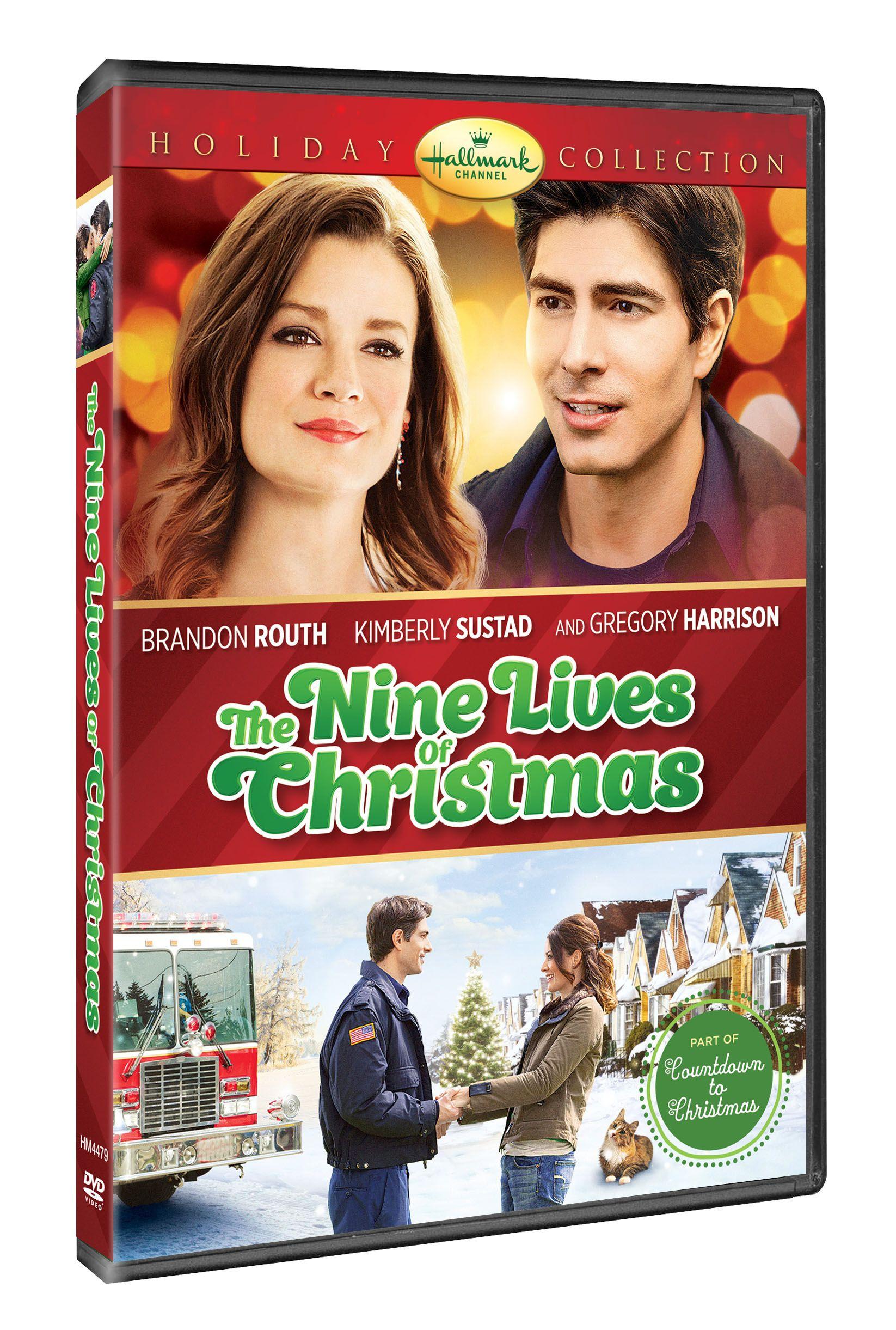 Nine Lives of Christmas .... meow | Hallmark & Lifetime Movies ...