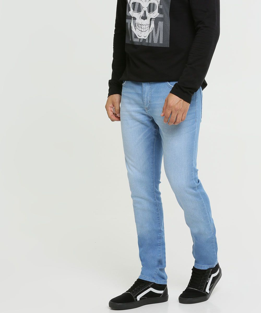 Photo of Jeans skinny de homem MR