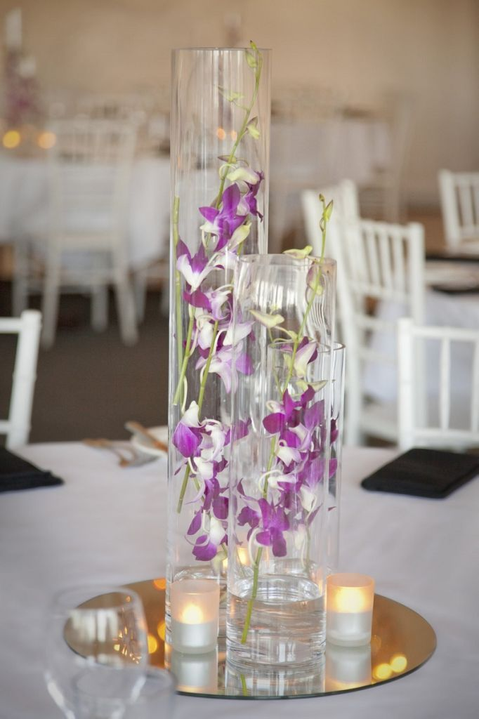 Martini Glass Centerpiece Ideas For Tables Table Centerpieces With Mirrors Square Mirror