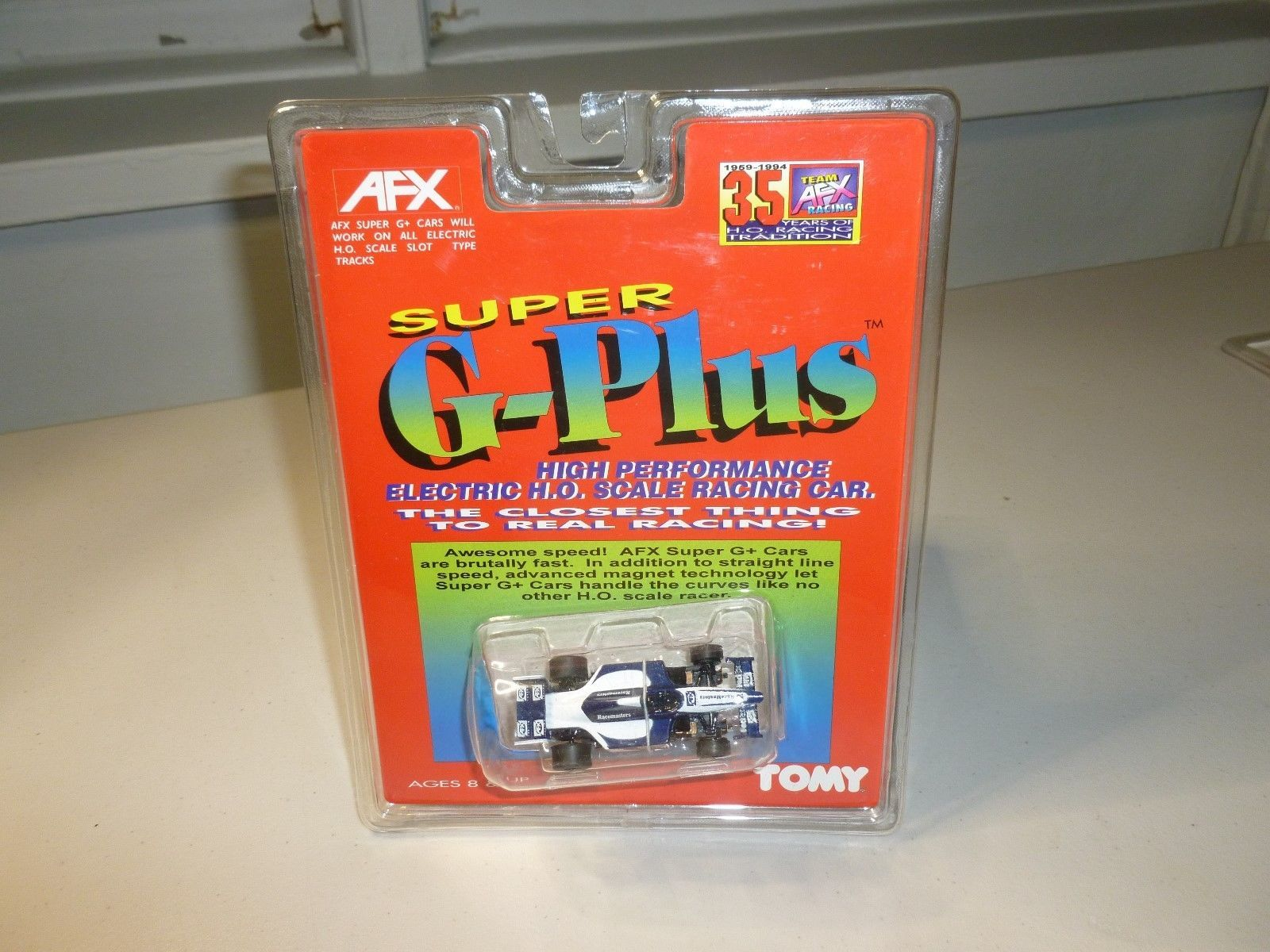 New Afxsuperg Plus Afx Racing Racemasters 1 64 Scale Slot Car Afxtyco Bsrt New Slot Cars Car Slot