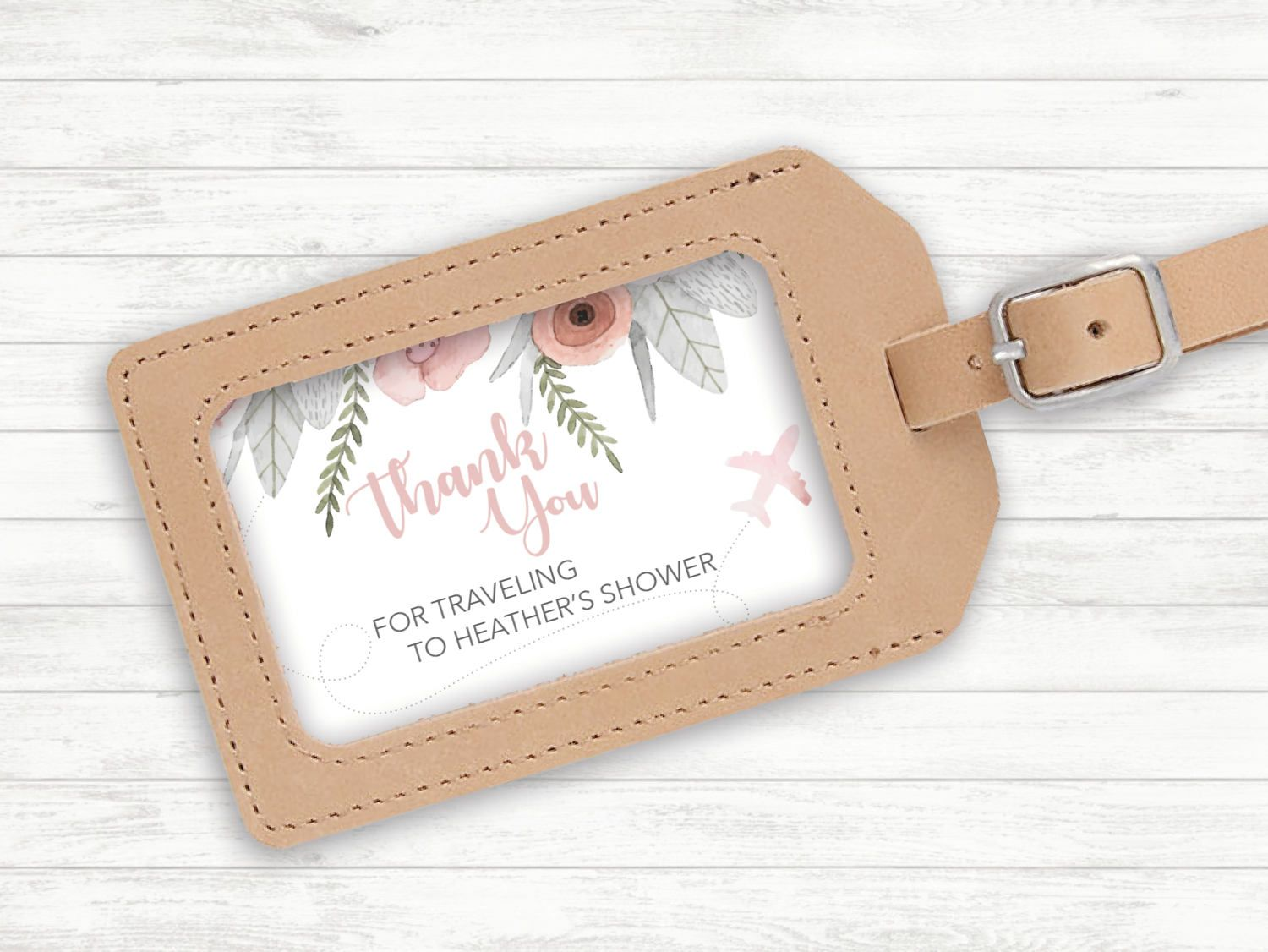 25x15 destination bridal shower luggage tag insert favor best wedding favor diy luggage tags bridal shower favor ideas by merakigraphicdesign on etsy