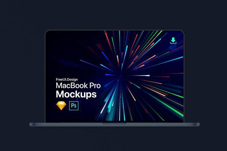 30 Best Laptop Mockup Templates For Showcase The Designest In 2020 Macbook Mockup Mockup Templates Mockup Free Psd