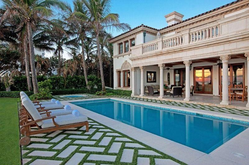 exclusive alan jackson sells jupiter island mansion for. Black Bedroom Furniture Sets. Home Design Ideas
