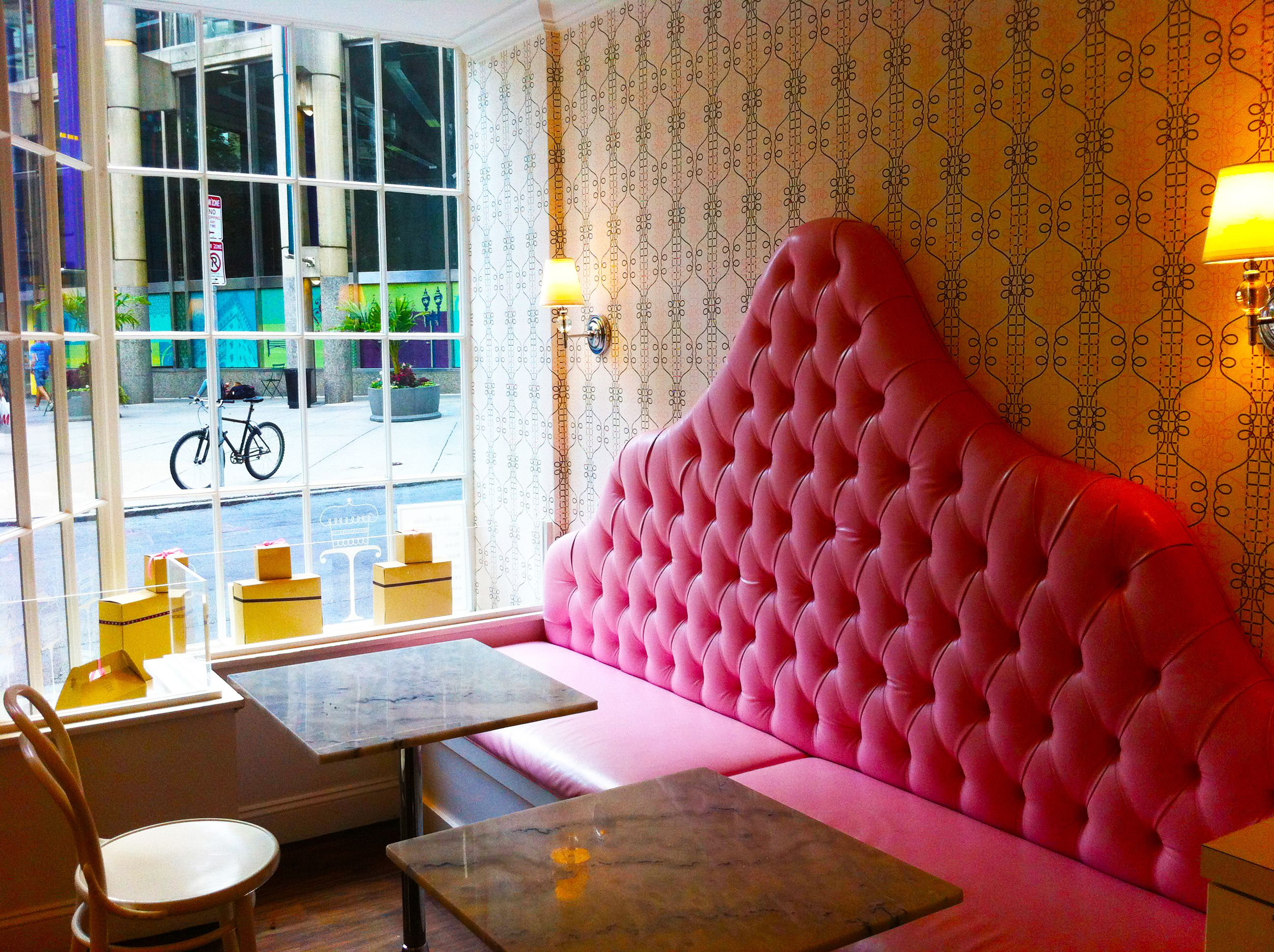 Company Sweet Cupcakes Located In Boston Massachusetts Amazing Interior Design For A Cupcake