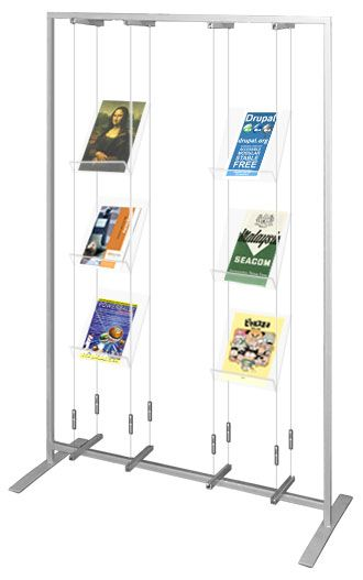 pamphlet display holders - Google Search