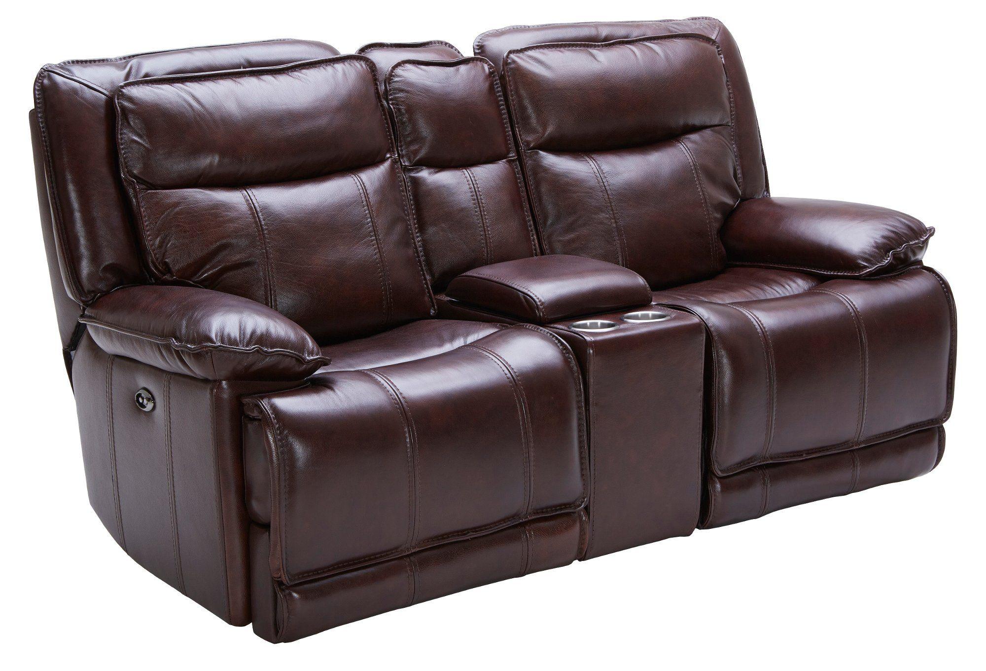 Best Burgundy Leather Match Power Reclining Living Room Set K 640 x 480