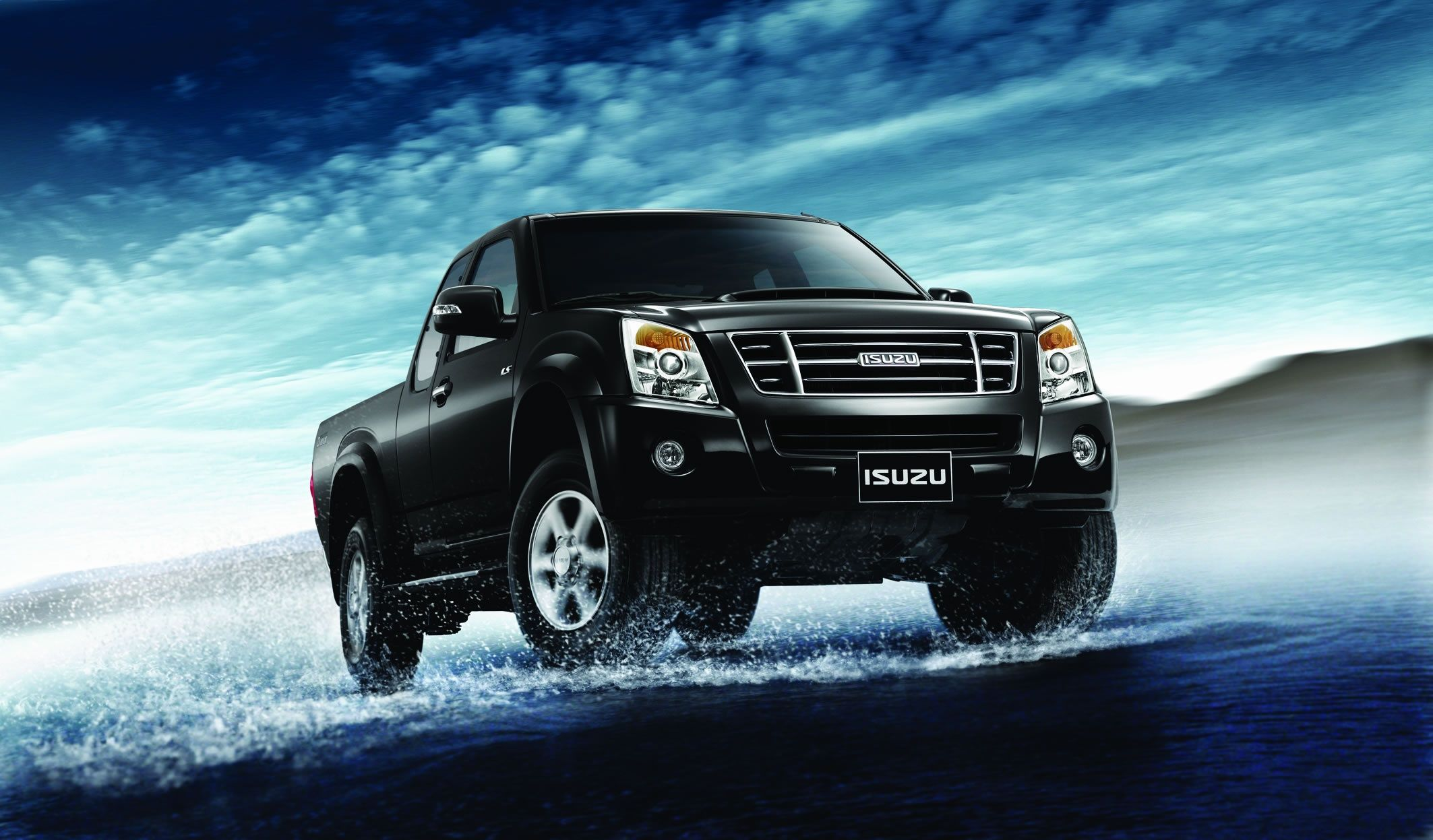 2007 Isuzu MD-Max KB P190 OEM Factory Service Repair Manual PDF. This is  the most COMPLETE official workshop repair manual.This manual contains  repair ...