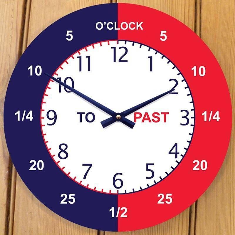 Great clock for school