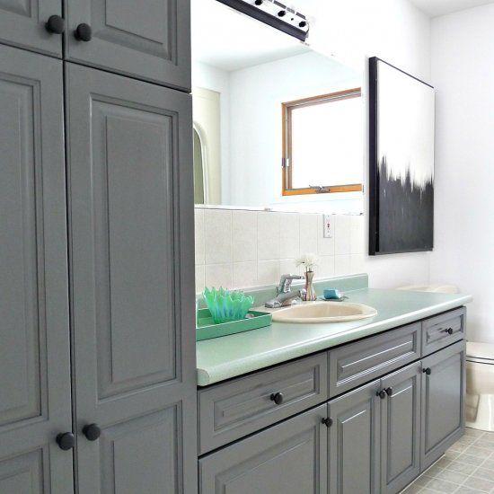 Budget Friendly Bathroom Makeover Pretty Bathrooms Bathroom Makeovers On A Budget Bathrooms Remodel