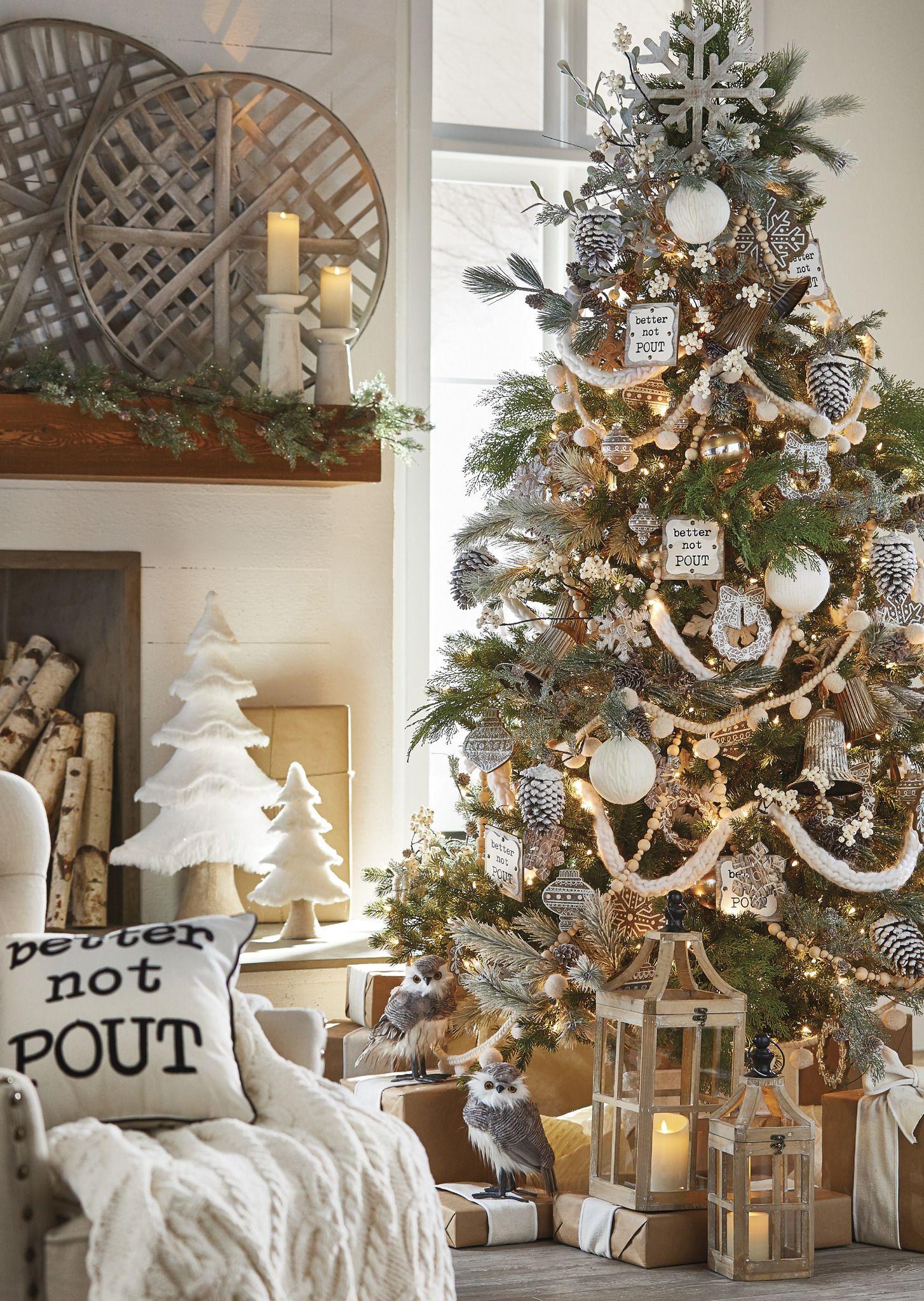 2019 RAZ Christmas Tree Inspiration - Trendy Tree Blog| Holiday Decor Inspiration | Wreath Tutorials|Holiday Decorations| Mesh & Ribbons