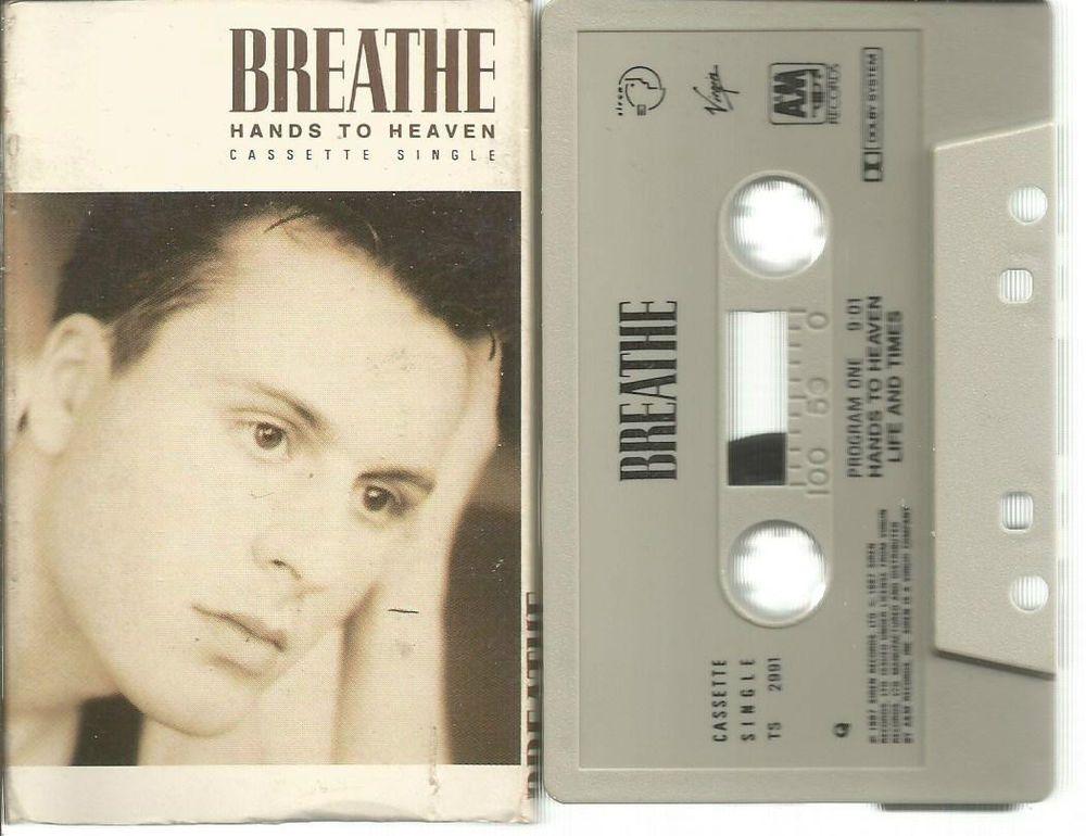 Breathe hands to heaven