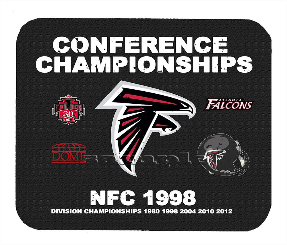 Item 1614 Atlanta Falcons Championship Distressed Banner Mouse Pad Atlantafalcons Atlanta Falcons Atlanta Falcons Logo Atlanta Falcons Football