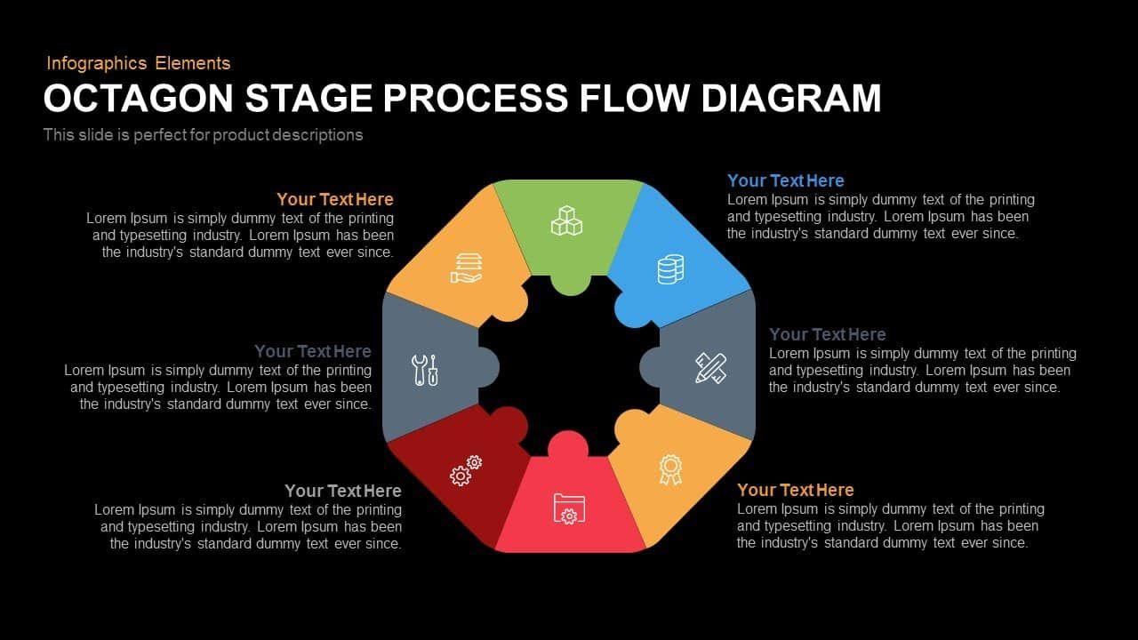 octagon stage process flow diagram recruiter pinterest diagram rh pinterest com Business Process Flow Diagram Application Process Flow Diagram