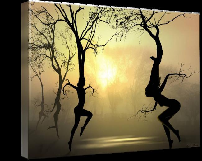 Dancing Trees\