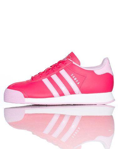 rosa le adidas bambini scarpe adidas jimmy jazz rosa samoa