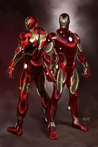Iron Man, Model 37 - Bleeding Edge Armor