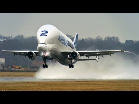 This Plane That Carries Planes Costs A Quarter Of A Billion Dollars Http Gizmodo Com This Plane That Carries Planes Costs Airbus Beluga Transporter Beluga