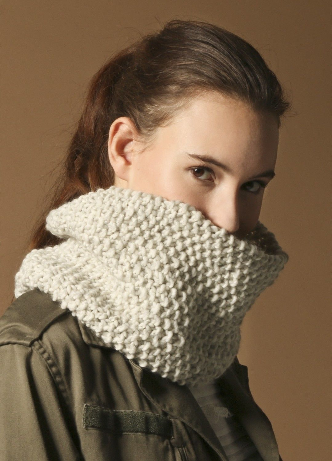 Awesome Freie Strickmuster Snood Images - Decke Stricken Muster ...
